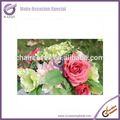 k2239 glicine artificiale rosa in tessuto fiore