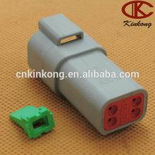 4P Deutsch DT connector DT04-4P