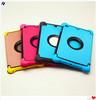 silicone rubber bumper case for iPad mini smart case covers
