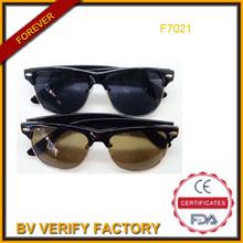 F7021 Plain Sunglasses without ornament (Oculos de sol)