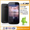 Android Smart Dual Sim Mobile Phone Digital 3G Dual Camera Mobile