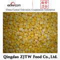 IQF dondurulmuş mısır Jinfei, Huazhen, süper tatlı