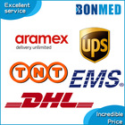 Aramex freight forwarder/alibaba delivery express/shipping agent/courier service from Shenzhen/Dongguan to EGYPT/SOKNA