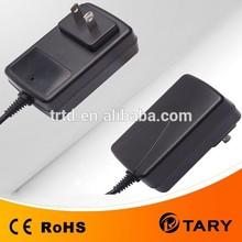 36V 1A power adapter/30V 1.2A ac dc power adapter/25V 1.44A power supply