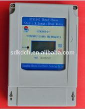 DTS1540 Three Phase LCD Watt Hour Meter Price