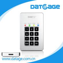 Datage 24GB/64GB/128GB/256GB m-SATA 1.8 inch mini storage drive