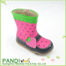 2014 Good quality china fashion child casual boot