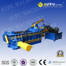 Aupu Y81-63X high quality metal scrap press baler manufacture with CE