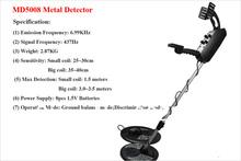 Direct Factory! High Sensitivity Metal Detector spyonway5008 diamond detector,Gold Metal Detector