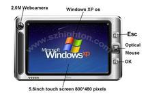 Cheapest 5.6 inch Intel Atom Z530 CPU WinXP OS factory UMPC A390