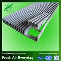 hvac ventilation évent grilles de plancher en aluminium