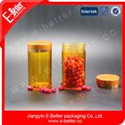 pet plastic pharmaceutical holder for pill 150ml