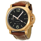 super quality genuine leather band watch japan movement 50ATM dive watch