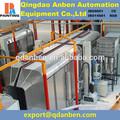 Aluminum Profile Electrostatic Spray Painting Production Line