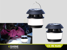 8 LED Rechargeable Solar Camping Light Hand Crank Dynamo Camping Lantern,outdoor lights,solar led lights