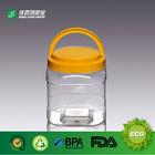 plastic spice jars