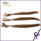 Grade AAAAA brazilian square tip hair extension
