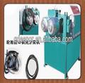 Resíduos industriais pneu desmontar a máquina/sucata reciclagem de pneus plant