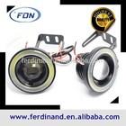 Cob Led Angel Eyes Fog Lamp 65mm 75mm 90mm Lighting Led Projector Lens With Cob Halo Rings