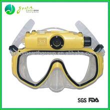 2014 Unique Underwater camera scuba diving mask cameras