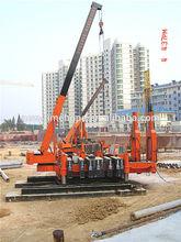 Jack-in piling machine ZYC400B-B