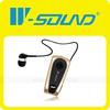 Unique brand on sale retractable stereo wireless bluetooth earphones & headphones