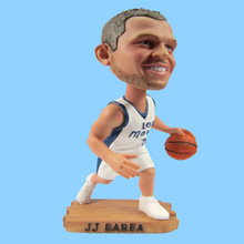 NBA player personal resin bobble head