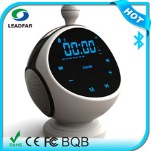 Led Bulb 2.0 Sound Track Touch Screen Bluetooth Speakers With Remote