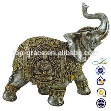 Resin elephant china wholesale home decor
