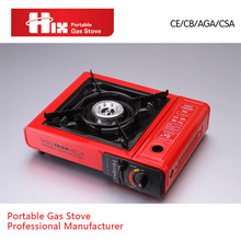 Factory supply cooking gas stove outdoor cooking