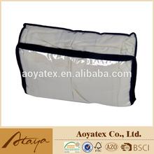 2014 popular bedding sets packing printed logo pvc bag