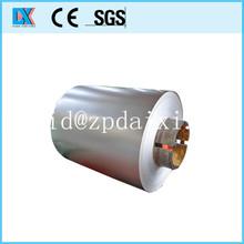 dx51 laminados a frio aço revestido de zinco coils