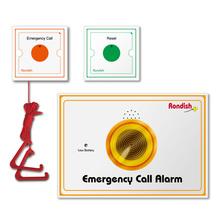 Hospital Medical Emergency Alert for Patients and Elderly Wireless Bathroom Alarm System