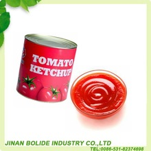 Hot vendre 70g pâte de tomate en conserve, sauce tomate, ketchup aux tomates