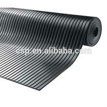 Abrasion resistance rubber pvc vinyl flooring