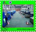 Fine wire drawing machine