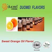 DM-31125 Sweet Orange Pulp Oil Flavor Chewing gum