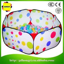colorfull plastic ocean balls for child