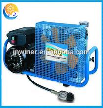 MCH-6 300bar High Pressure Portable Air Compressor Pump, Small Diving Breathing Air Compressor