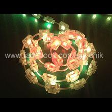 Exterior/Outdoor LED Soft mesh screen/VTEAM MJ4-P40mm LED net display