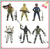 2014 Hot seller Japanese PVC Cartoon toy Plastic Star Wars Action Figure