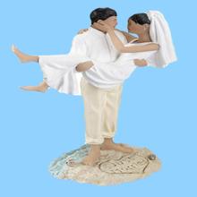 Hot wedding decorative couple figure gifts