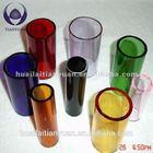 lead free colored borosilicate glass tube