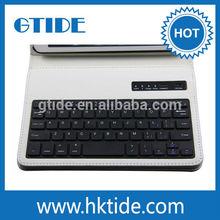Gtide KB551 bluetooth keyboard case for ipad air