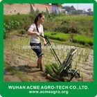manual Portable Rice Planter/Hand Cranked Rice Transplanter
