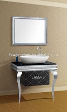 2014 new update antique vanity dresser with mirror