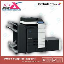 brand new konica minolta bizhub c754e copier digital printer