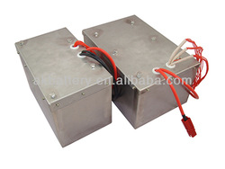 60V 60Ah Li-ion Battery for Electric Motorcycle/ Scooter