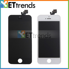 OEM type White color Replacement for iPhone 5 LCD