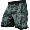 2014 Hot Sale MMA Shorts, MMA Gear, Printed Rash Guard Shorts for MMA and Boxing